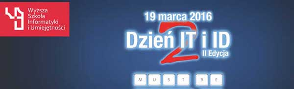 Dzien IT ID WSIU 2016